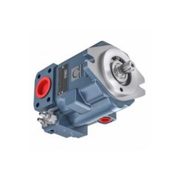 Pompa Idraulica per Renault 1451-4, Doppia-Idraulica con, Senso Antiorario, (