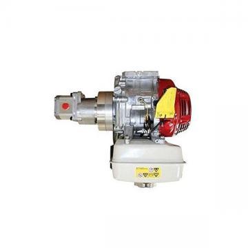 240V idraulico motore elettrico monofase Pompa Set Con 8GPM Hi-Lo POMPA 3.7KW