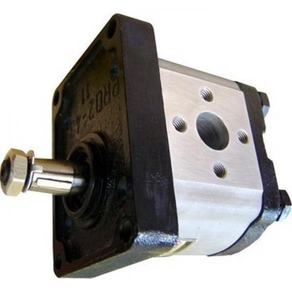 Pompa Idraulica Per Ford 5600 6600 6700 7600 7700 Trattori #1 image