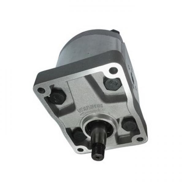Pompa Idraulica Per Ford 5610 6410 6610 6710 6810 7610 7710 7810 8210 Trattori #1 image