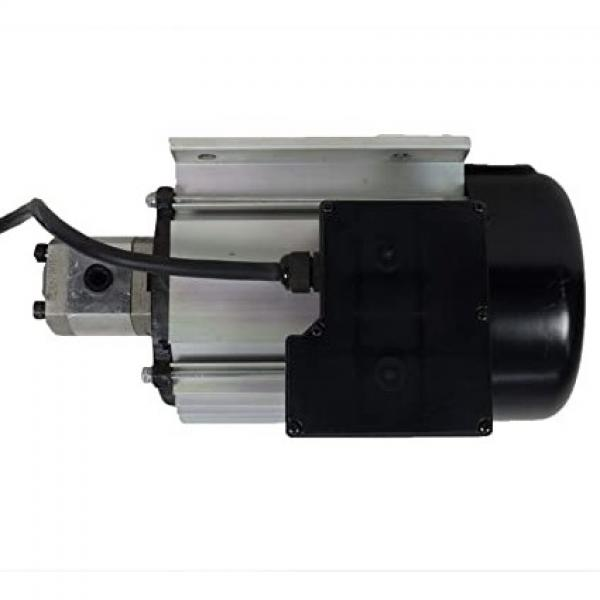 Aggregato Idraulico a Motore Con Pompa 200bar P. Es. Per Spaccalegna Parte Nuova #3 image