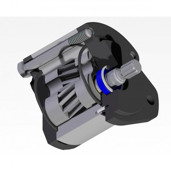 4L 12V Idraulica Pompa Oleodinamica DC12V Elettropompa 2850R/Min #2 image