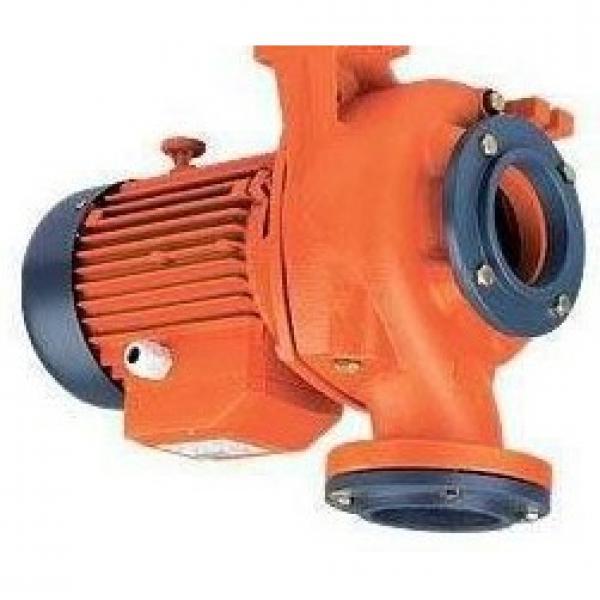Delta HPR26636 4 Sezioni Idraulico Cambio Pompa 18.5 Gpm 2000 Psi W/Sollievo #1 image