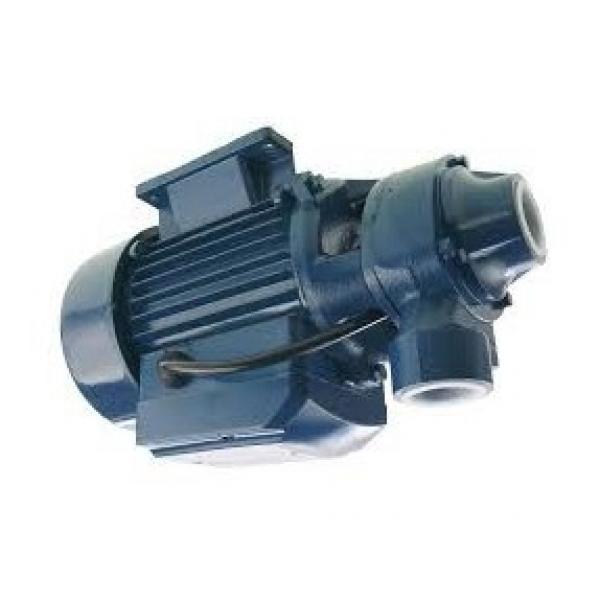 BSF Motore Elettrico a Pompa Idraulica Supporto Piatto Adattatore Supporto #2 image