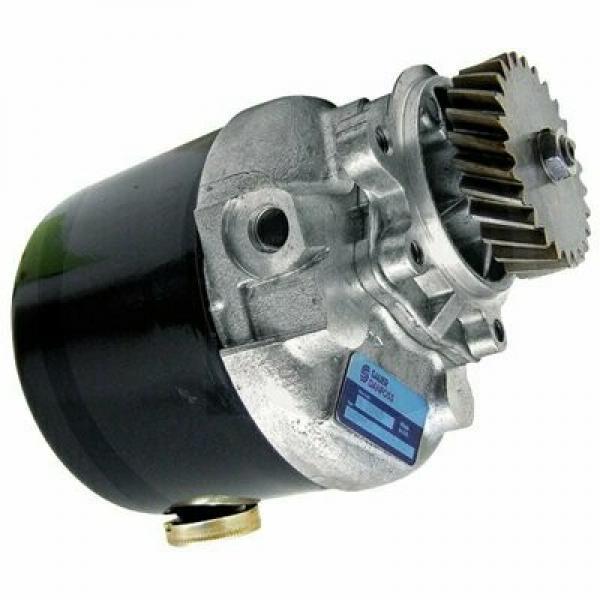 Massey Ferguson 50 140 148 Tractor Hydraulic Lift Pump Assembly MKII 10 Spline #1 image