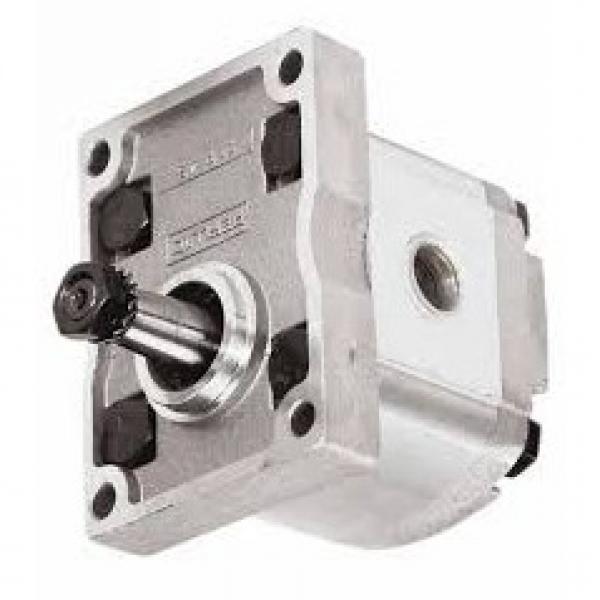 Ford 5610,6610,7610 Hydraulic Pump Feed Pipe Adaptor & Banjo Bolt #1 image