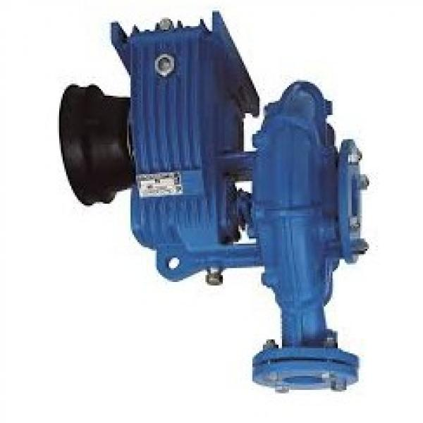 HYDRAULIC PUMP FITS ZETOR UR2 SERIES TRACTORS. SEE LISTING. #1 image