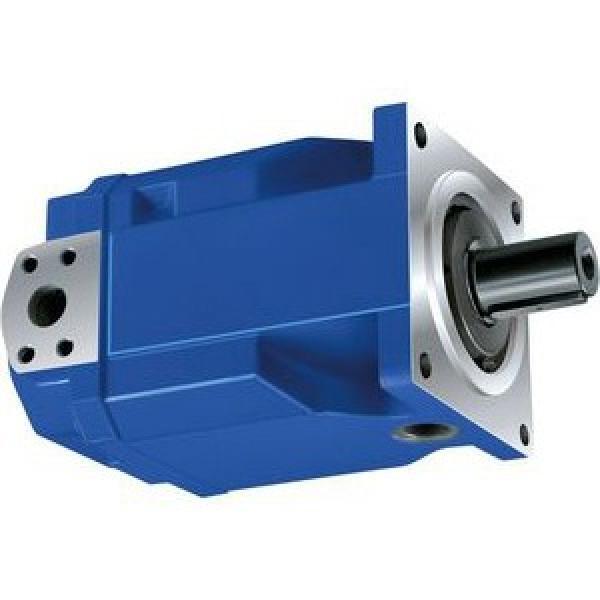 Hydraulikpumpe Bosch/Rexroth 19+11cm³ Massey Ferguson 3050 3115 Renault Ares 540 #1 image