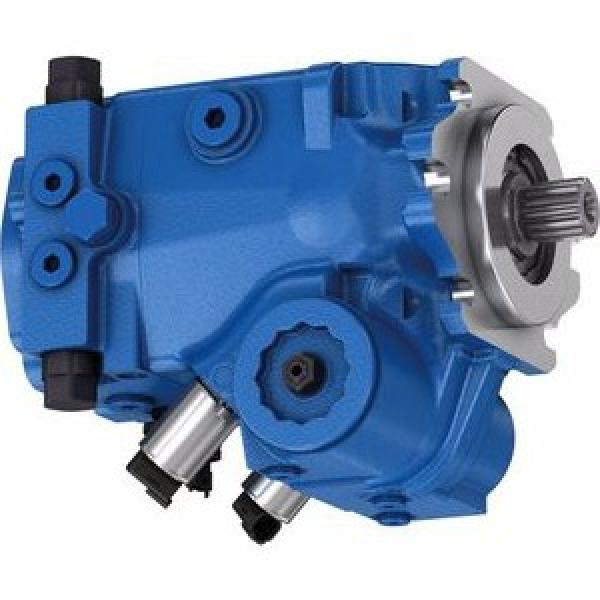 HYDRAULIC GEAR PUMP BOSCH REXROTH 0 510 665 417 #1 image