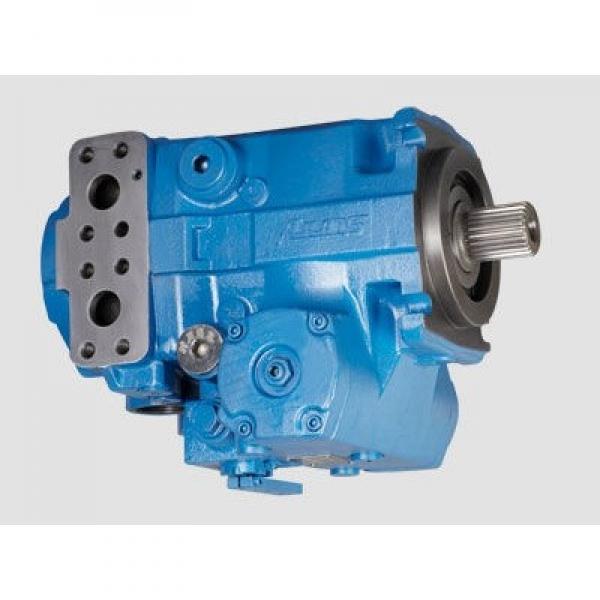 Mannesmann Rexroth PGF2-22/011RH01VE4 Hydraulikpumpe +Halter DE100LB4 Motor-used #1 image