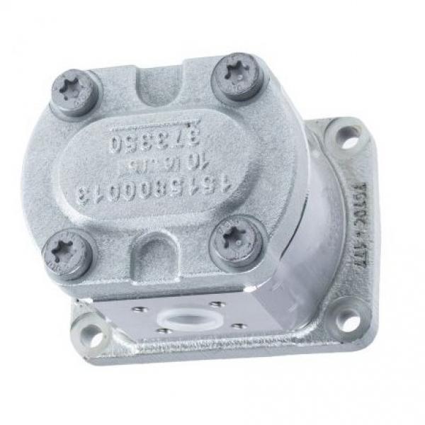 ISKRA AMJ 5811 Rexroth Hydraulikpumpe 2600min 24 V, 2.2 kW, 6 Nm Inkl.MwSt #1 image