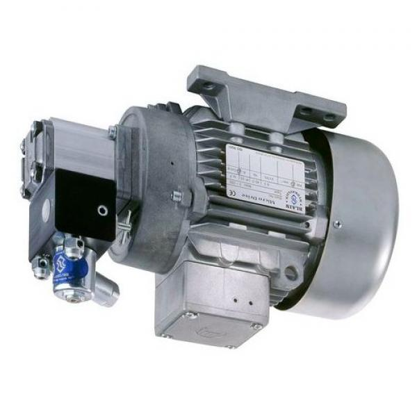 ORIG. AUDI a6 4f c6 2.7 3.0 TDI servopumpe ala pompa pompa idraulica 4f0145155a #2 image