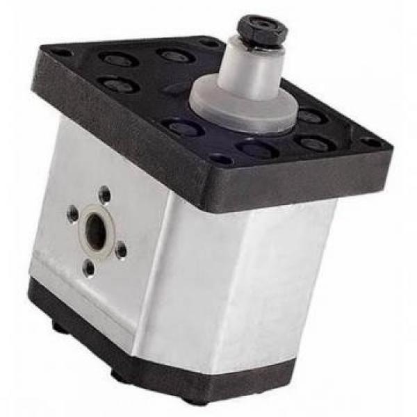 Galtech Idraulico Pto Cambio con Gruppo 2 Pompa, Alluminio #1 image