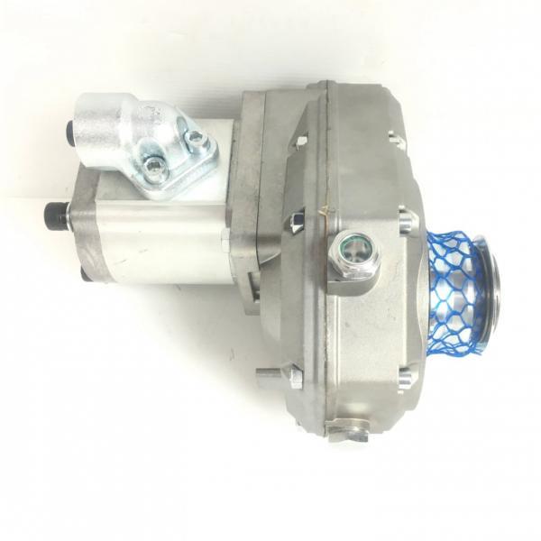 Nuova inserzioneDraper Tools Pompa a Pedale Doppia Cilindrica Idraulica con Manometro Blu 25996 #3 image