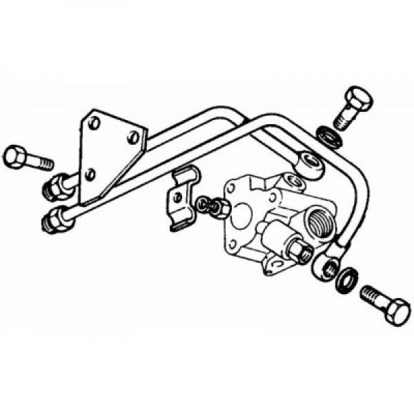 Biotrituratore a trattore Blackstone BTC 100 Hydro - Con rullo idraulico #1 image