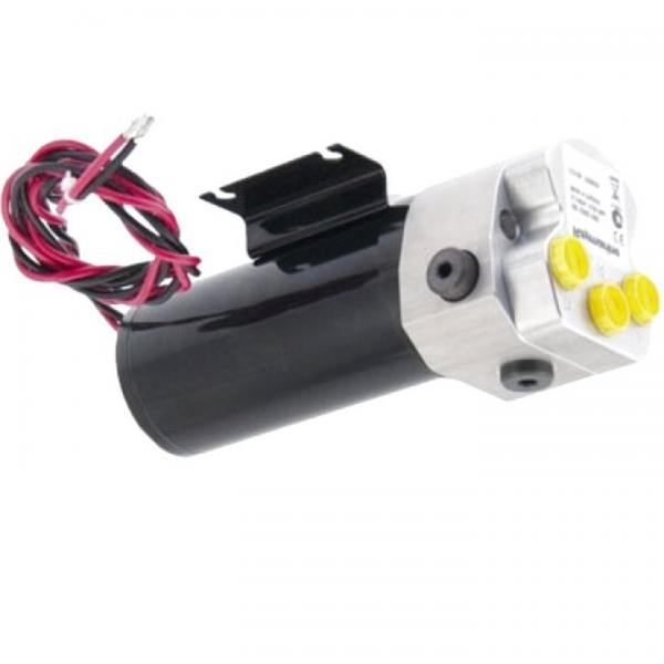 Volvo Penta SX DP-SM Hydraulic Trim Pump Internal Reservoir 3855745 Wiring Reset #3 image