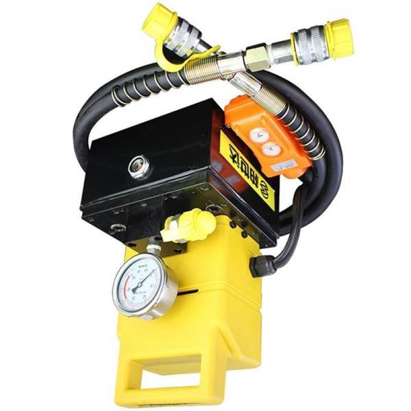 Motore Pompa Idraulica Rexroth D-89275 Elchingen #3 image