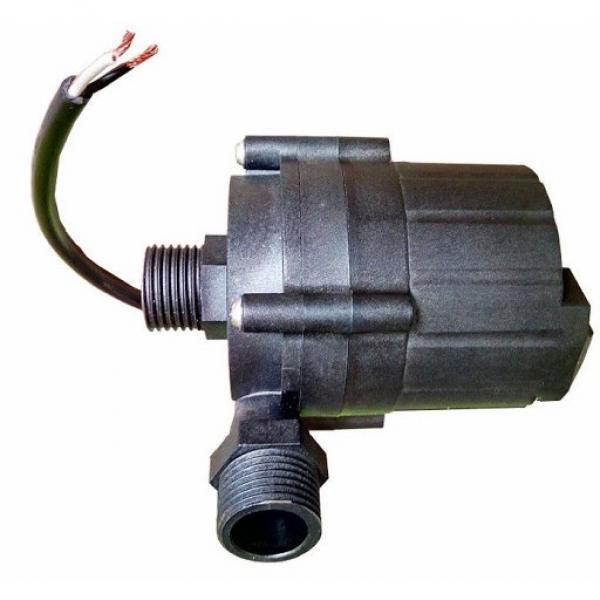 Volvo Penta SX DP-SM Hydraulic Trim Pump Internal Reservoir 3855745 Wiring Reset #2 image