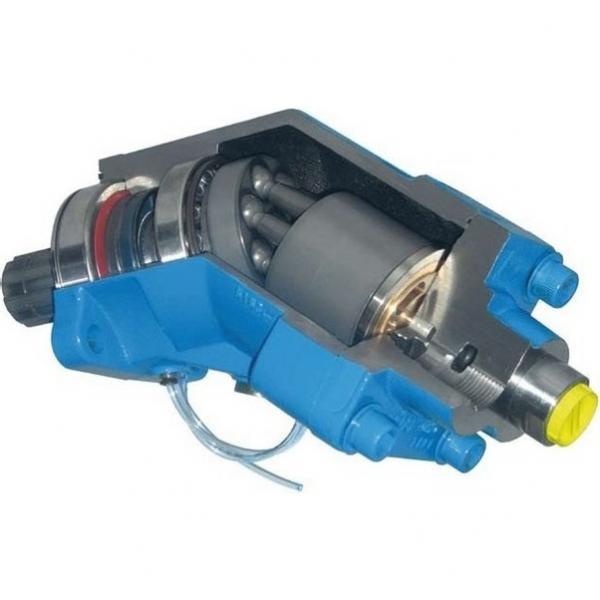 PARKER Idraulico LIP SEAL Hannifin rotante dell'olio di Supporto Pompa Tergicristallo Motore A Pistoni #2 image